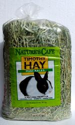 NATURES CAFE TIMOTHY HAY
