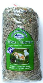 ORGANIC HAY WITH HERBS
