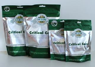 CRITICAL CARE 1LB 5OZ., oxbow critical care,  chinchilla medical supplies, herbavoire supplement, chinchilla toys, bird toys, parrot toys, natural chew toys, organic chew toys, cage accessories, guinea pig toys, hamster toys, organic treats for chinchillas, pet products, chinchilla breeder oregon, ferret nation toys, your chin store galore, chinchilla store, chinchilla supplies
